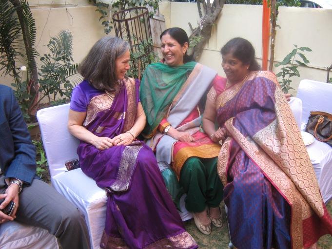 The three Women, Trinity